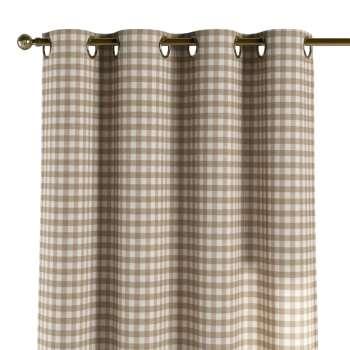 Záves s kolieskami 130 x 260 cm V kolekcii Quadro, tkanina: 136-06