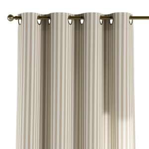 Závěs na kroužcích 130 x 260 cm v kolekci Quadro, látka: 136-07