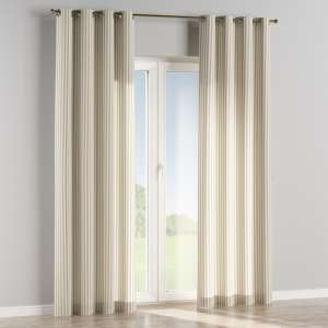 Eyelet curtains 130 x 260 cm (51 x 102 inch) in collection Quadro, fabric: 136-07