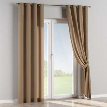 Eyelet curtains 130 x 260 cm (51 x 102 inch) in collection Quadro, fabric: 136-09