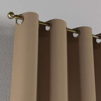 Gardin med maljer 1 stk. 130 x 260 cm fra kolleksjonen Quadro, Stoffets bredde: 136-09