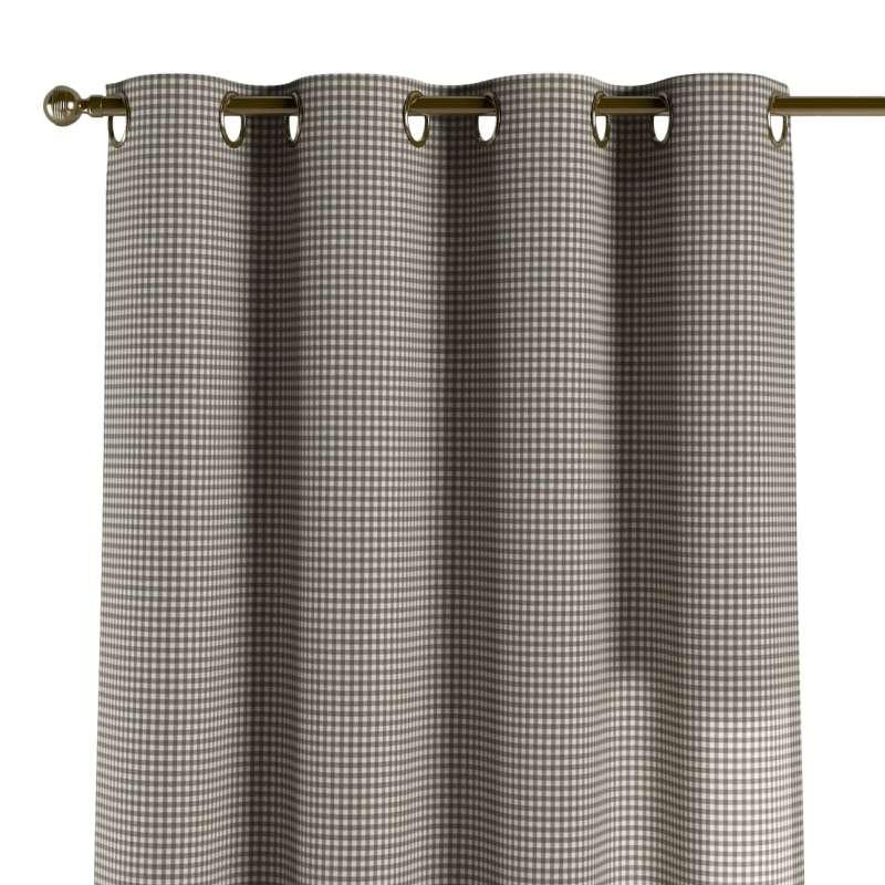 Záves s kolieskami V kolekcii Quadro, tkanina: 136-10
