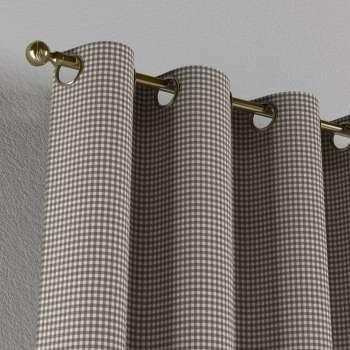 Zasłona na kółkach 1 szt. w kolekcji Quadro, tkanina: 136-10
