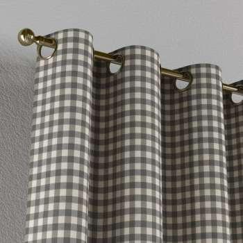 Zasłona na kółkach 1 szt. w kolekcji Quadro, tkanina: 136-11