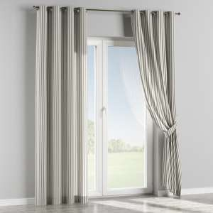 Eyelet curtains 130 x 260 cm (51 x 102 inch) in collection Quadro, fabric: 136-12