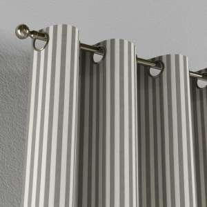 Gardin med maljer 1 stk. 130 x 260 cm fra kolleksjonen Quadro, Stoffets bredde: 136-12