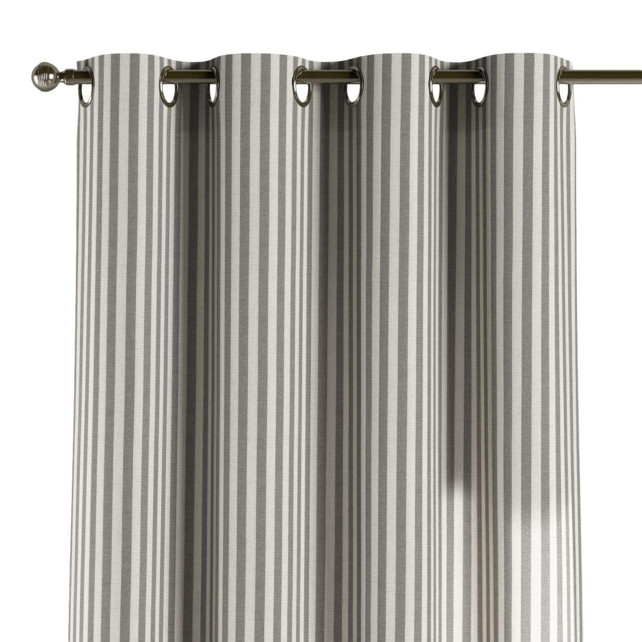 Zasłona na kółkach 1 szt. 1szt 130x260 cm w kolekcji Quadro, tkanina: 136-12