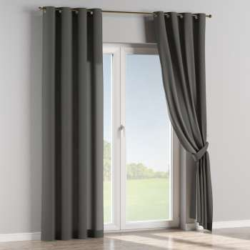 Eyelet curtains 130 x 260 cm (51 x 102 inch) in collection Quadro, fabric: 136-14