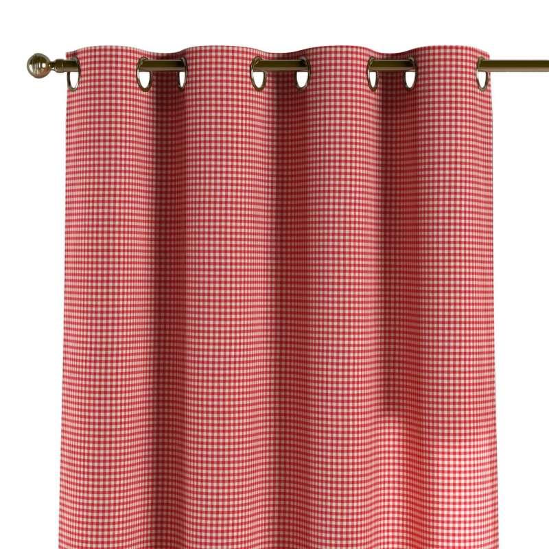 Záves s kolieskami V kolekcii Quadro, tkanina: 136-15
