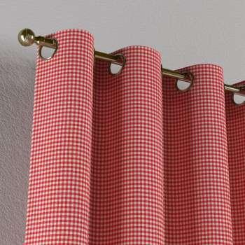 Zasłona na kółkach 1 szt. 1szt 130x260 cm w kolekcji Quadro, tkanina: 136-15