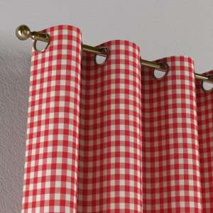 Eyelet curtains 130 x 260 cm (51 x 102 inch) in collection Quadro, fabric: 136-16
