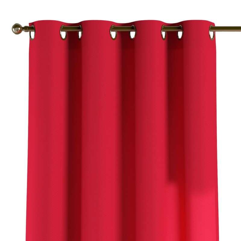Zasłona na kółkach 1 szt. w kolekcji Quadro, tkanina: 136-19