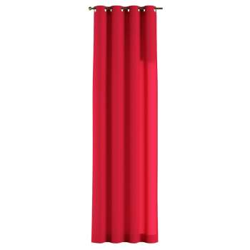 Eyelet curtains 130 × 260 cm (51 × 102 inch) in collection Quadro, fabric: 136-19