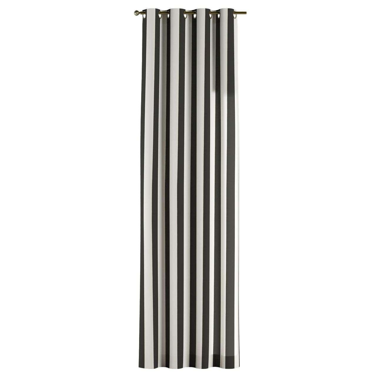 Gardin med maljer 1 stk. 130 x 260 cm fra kolleksjonen Comics, Stoffets bredde: 137-53