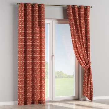 Eyelet curtains in collection Comics/Geometrical, fabric: 629-17