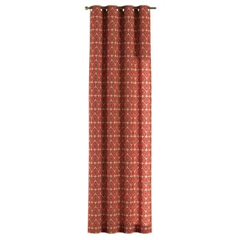 Eyelet curtains 130 x 260 cm (51 x 102 inch) in collection Christmas, fabric: 629-17