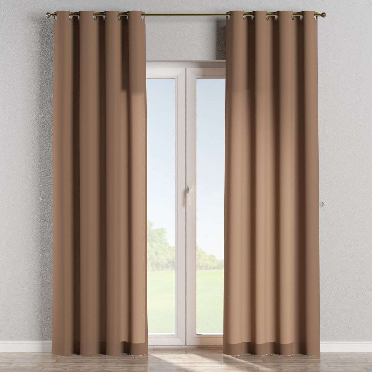 Eyelet curtains 130 x 260 cm (51 x 102 inch) in collection Comics/Geometrical, fabric: 139-15