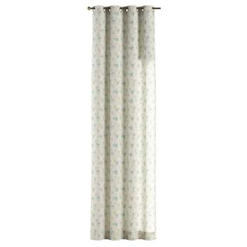 Eyelet curtains 130 x 260 cm (51 x 102 inch) in collection Mirella, fabric: 141-16