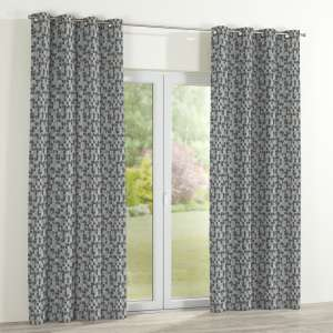 Eyelet curtains 130 x 260 cm (51 x 102 inch) in collection SALE, fabric: 138-20