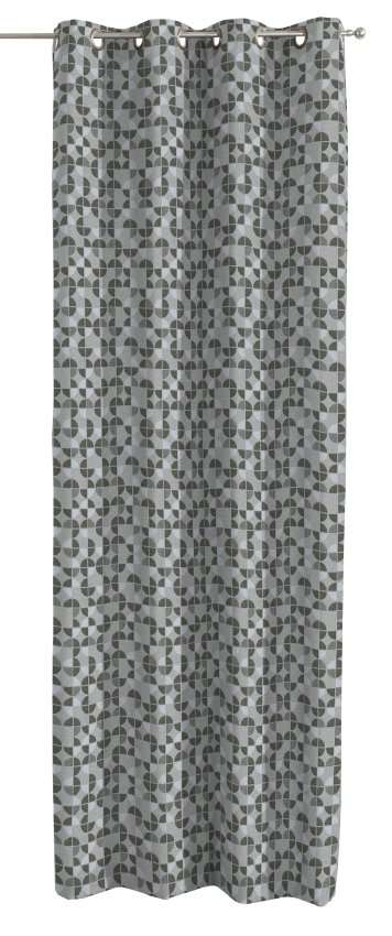 Eyelet curtains 130 x 260 cm (51 x 102 inch) in collection Rustica, fabric: 138-20
