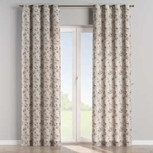 Eyelet curtains 130 x 260 cm (51 x 102 inch) in collection Rustica, fabric: 138-14