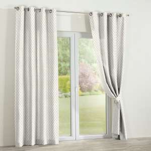 Eyelet curtains 130 x 260 cm (51 x 102 inch) in collection Ashley, fabric: 137-65