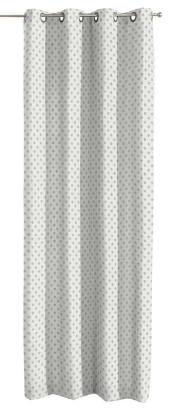 Eyelet curtains 130 × 260 cm (51 × 102 inch) in collection Ashley, fabric: 137-68