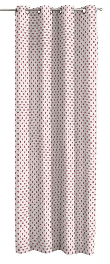 Závěs na kroužcích 130 x 260 cm v kolekci Ashley, látka: 137-70