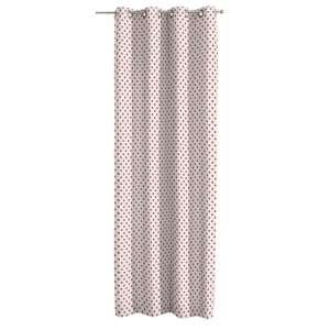 Eyelet curtains 130 x 260 cm (51 x 102 inch) in collection Ashley, fabric: 137-70