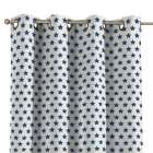 Eyelet curtains 130 x 260 cm (51 x 102 inch) in collection Ashley, fabric: 137-71