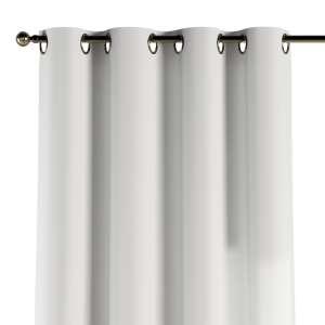 Žiedinio klostavimo užuolaidos 130 x 260 cm (plotis x ilgis) kolekcijoje Cotton Panama, audinys: 702-34