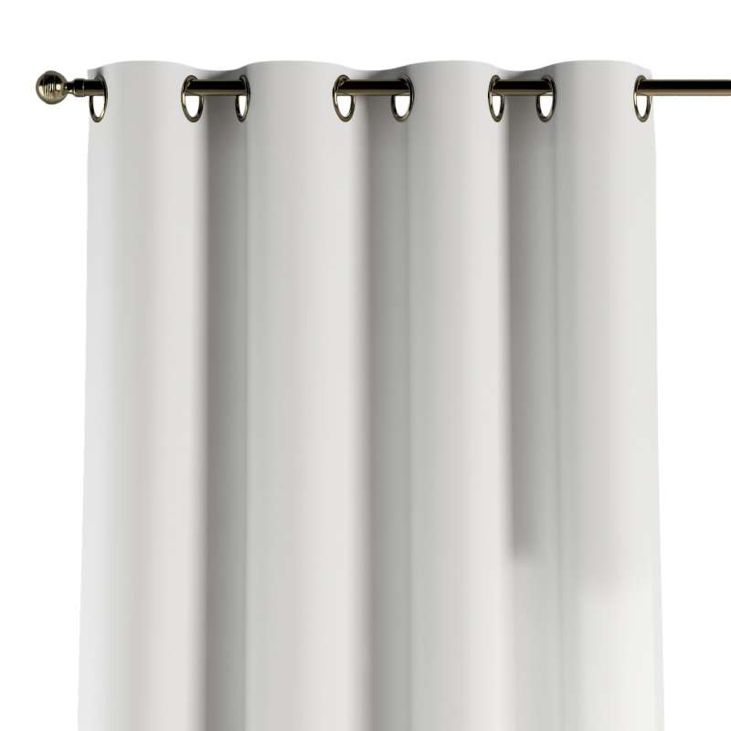 Eyelet curtain in collection Panama Cotton, fabric: 702-34