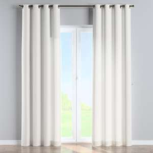 Ringlis függöny 130 x 260 cm a kollekcióból Bútorszövet Cotton Panama, Dekoranyag: 702-34