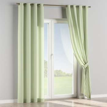 Eyelet curtains 130 x 260 cm (51 x 102 inch) in collection Quadro, fabric: 136-35