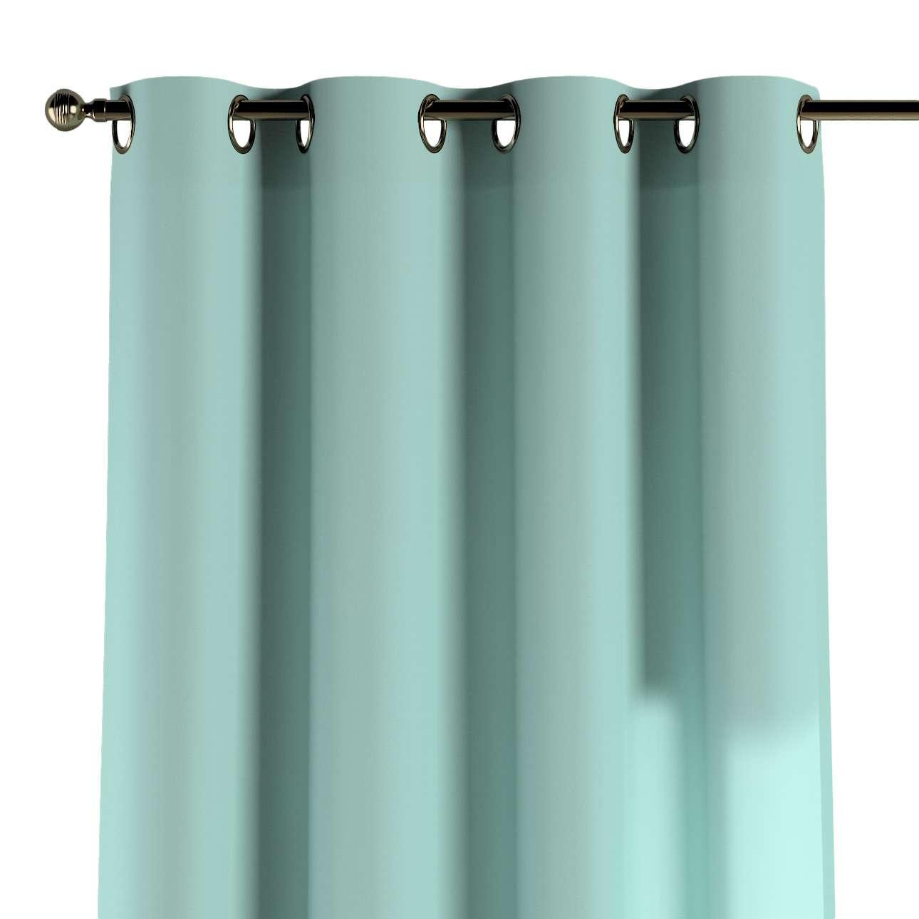 Žiedinio klostavimo užuolaidos 130 x 260 cm (plotis x ilgis) kolekcijoje Loneta , audinys: 133-32