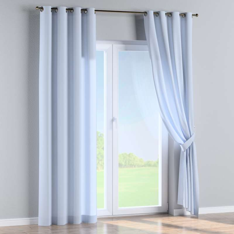 Eyelet curtain in collection Loneta , fabric: 133-35