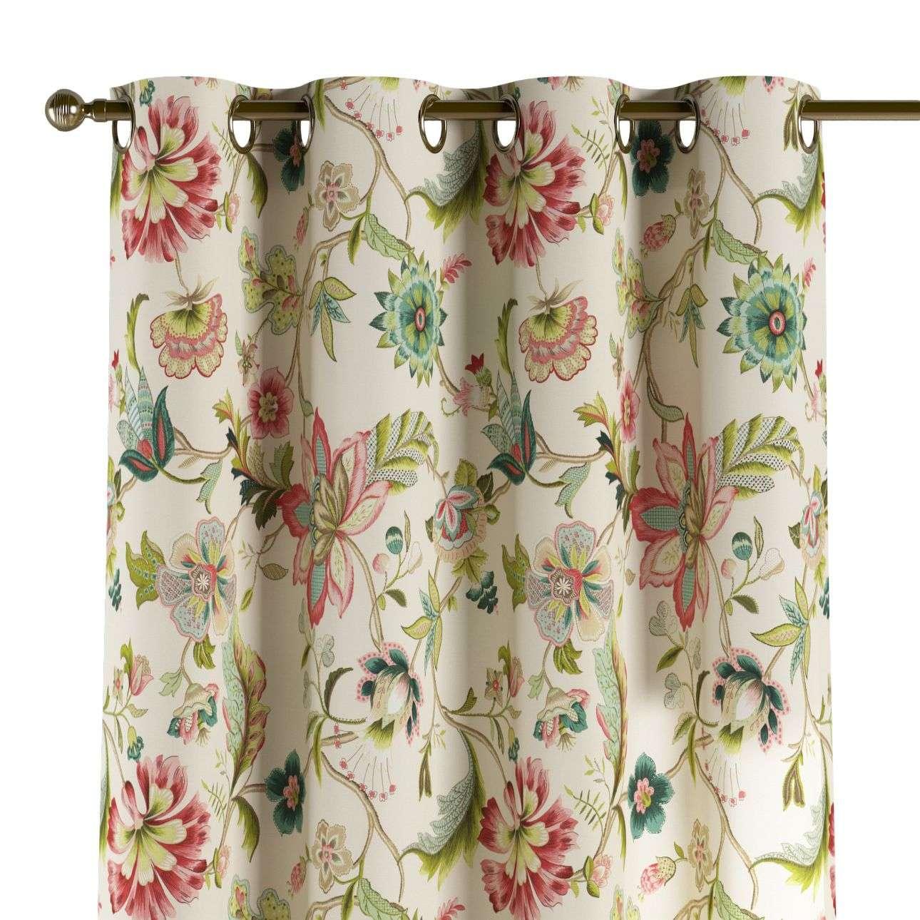 Záves s kolieskami V kolekcii Londres, tkanina: 122-00