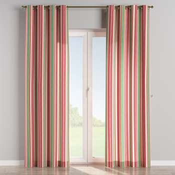 Eyelet curtains 130 x 260 cm (51 x 102 inch) in collection Londres, fabric: 122-01