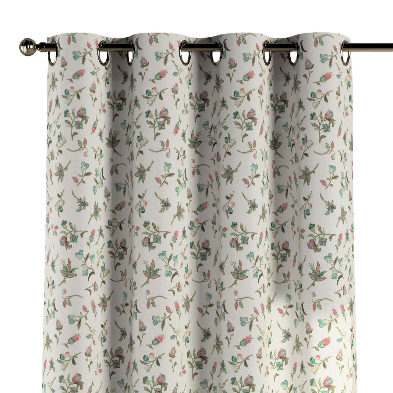 Záves s kolieskami 130 × 260 cm V kolekcii Londres, tkanina: 122-02