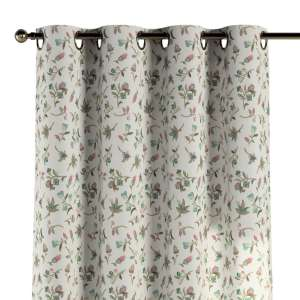 Eyelet curtains 130 x 260 cm (51 x 102 inch) in collection Londres, fabric: 122-02