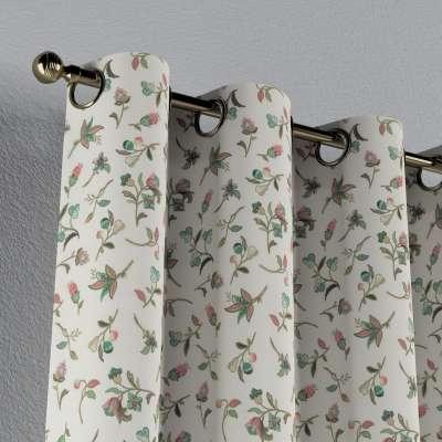 Zasłona na kółkach 1 szt. w kolekcji Londres, tkanina: 122-02
