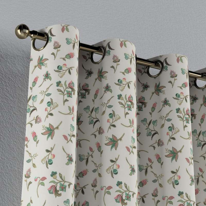 Záves s kolieskami V kolekcii Londres, tkanina: 122-02