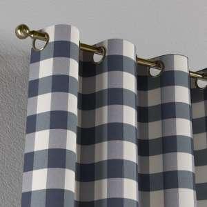 Zasłona na kółkach 1 szt. 1szt 130x260 cm w kolekcji Quadro, tkanina: 136-03