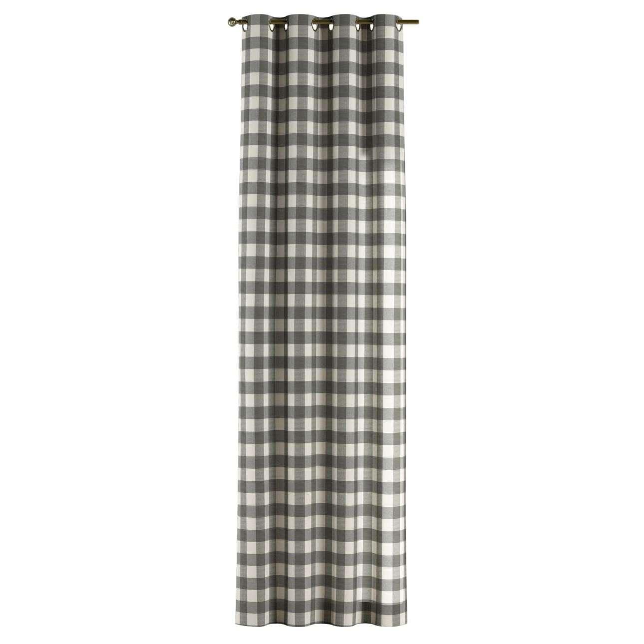 Záves s kolieskami V kolekcii Quadro, tkanina: 136-13