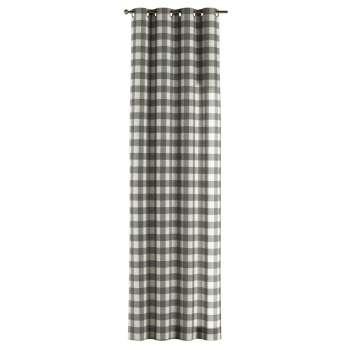 Zasłona na kółkach 1 szt. 1szt 130x260 cm w kolekcji Quadro, tkanina: 136-13