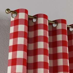 Zasłona na kółkach 1 szt. 1szt 130x260 cm w kolekcji Quadro, tkanina: 136-18