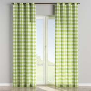 Eyelet curtains 130 x 260 cm (51 x 102 inch) in collection Quadro, fabric: 136-36