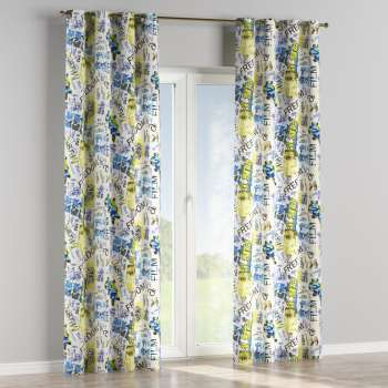 Eyelet curtains in collection Freestyle, fabric: 135-08