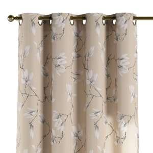 Ringlis függöny 130 x 260 cm a kollekcióból Lakástextil Flowers/Luna, Dekoranyag: 311-12