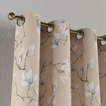 Zasłona na kółkach 1 szt. w kolekcji Flowers, tkanina: 311-12
